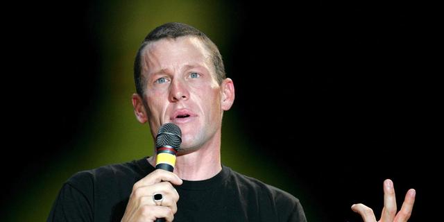 Armstrong mogelijk 'anti-sportman' van het jaar