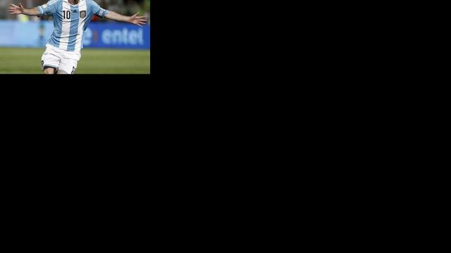 Messi, Iniesta en Ronaldo strijden om Gouden Bal