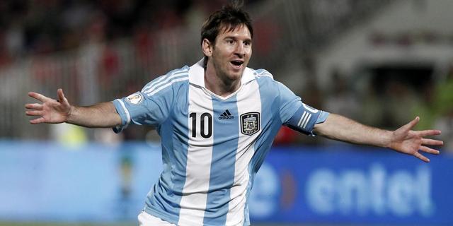 Messi, Ronaldo en Iniesta strijden om Gouden Bal