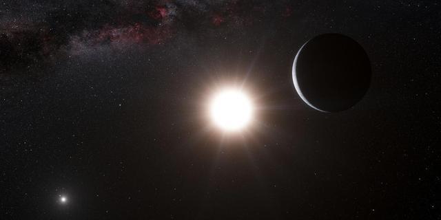 Planeet gevonden bij 'ruimteburen'