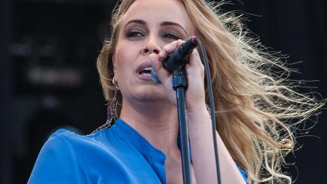 Anouk naar het Eurovisie Songfestival