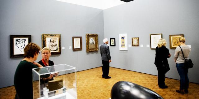 Meer museumbezoeken in 2012