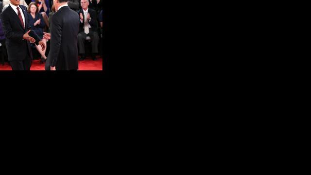 Laatste debat Romney en Obama draait om buitenland