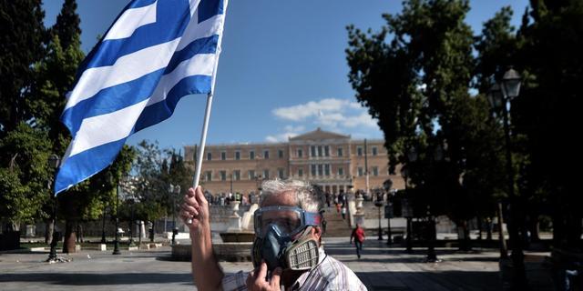 Grieks tekort vorig jaar groter dan gedacht
