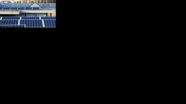 Meeste zonne-energie opgewekt in het oosten