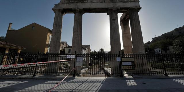 'Groot deel Griekse belastingschuld oninbaar'