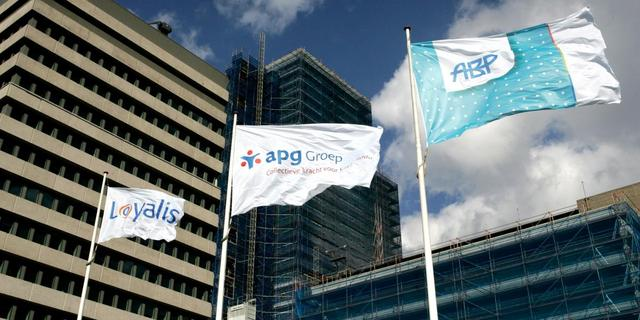 PGGM en ABP tegen levering executiemiddel
