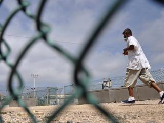 Omstreden Amerikaans detentiekamp woensdag 10 jaar oud