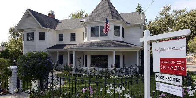 Meer Amerikanen willen huis kopen