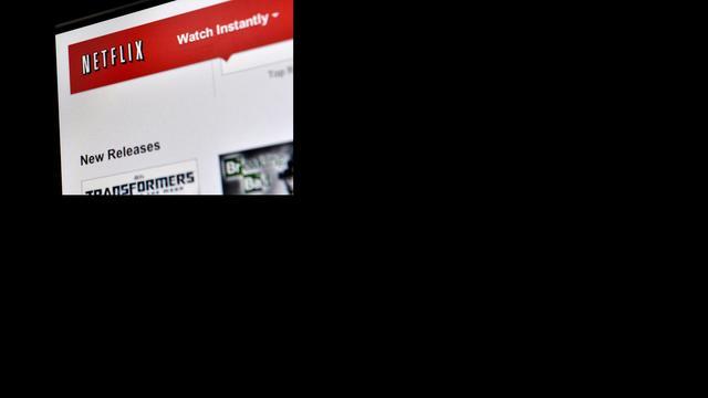 Netflix kampt met storing
