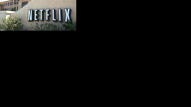 'Filmdienst Netflix dit najaar in Nederland'