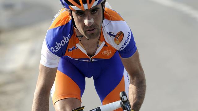 Voormalig Rabocoureur Barredo zet punt achter loopbaan