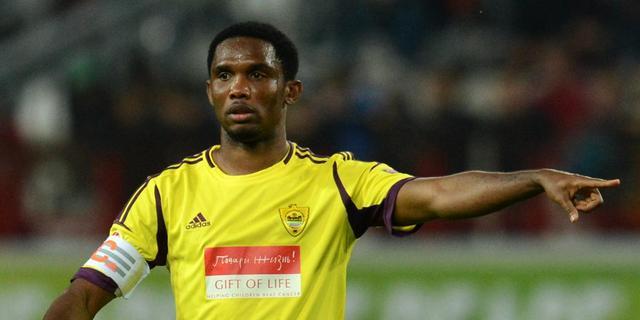 Samuel Eto'o ook aangeboden bij PSV