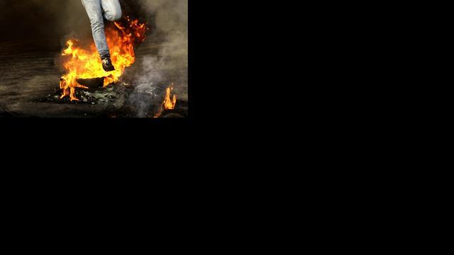 Leger slaags met militanten in Beiroet