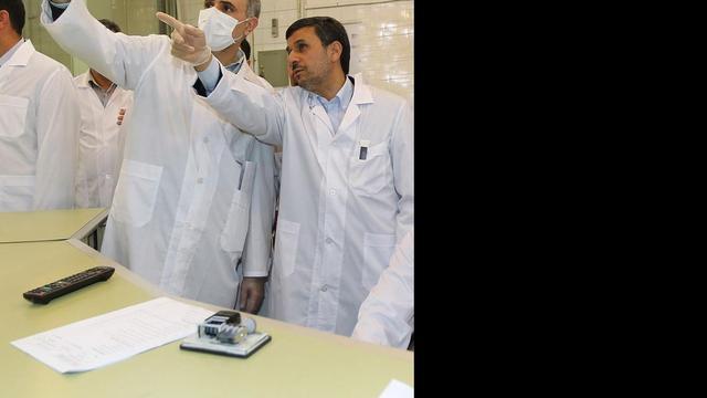 President Iran wil de ruimte in