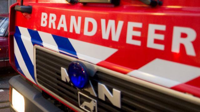 Grote brand in schoonmaakbedrijf Zaandam