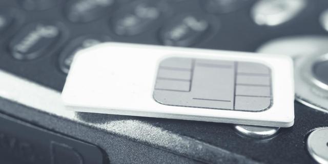 'Volgende iPhone krijgt optie voor twee simkaarten'