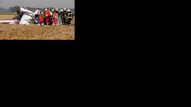 Gewonde crash Dronten is eigenaar vliegbedrijf