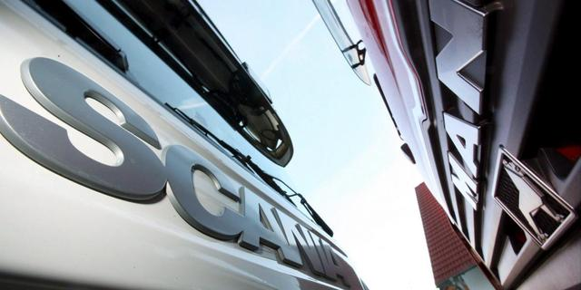 Scania krijgt Europese boete van ruim 880 miljoen vanwege kartel