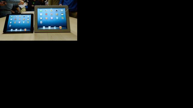 Tweedehandsmarkt voor iPads floreert