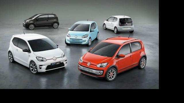'Tweecilinder voor Volkswagen Up'