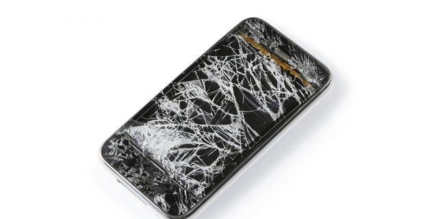Helft van alle smartphones in gebruik is beschadigd