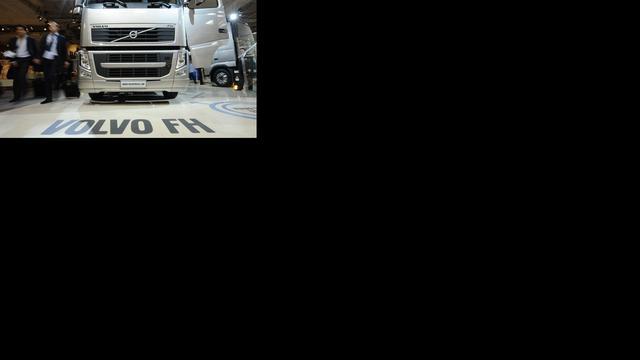 Truck kan nog veel brandstof besparen
