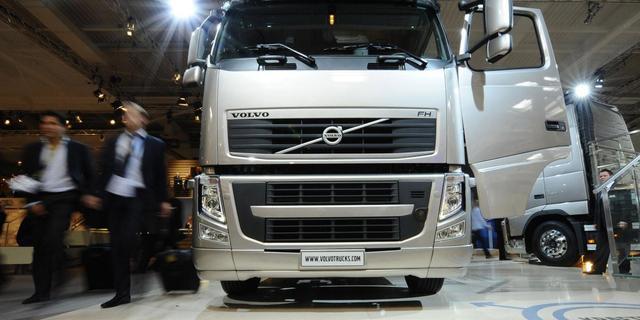 Shell en Volvo samen in ontwikkeling LNG