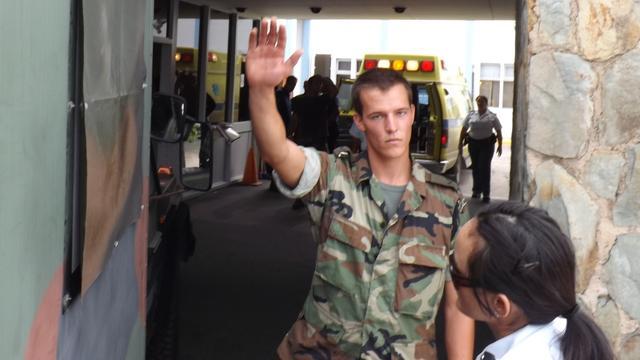 Nederlandse marinier gewond door kogel op Aruba