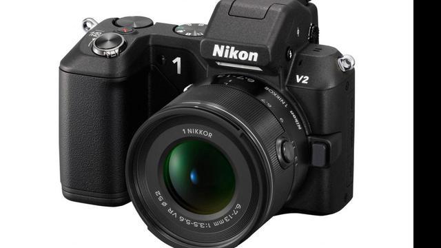 Nikon introduceert systeemcamera 1 V2