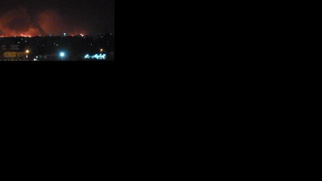 Explosie in wapenfabriek Sudan