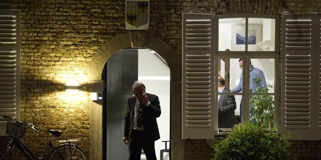 Burgemeester Offermanns legt functie neer
