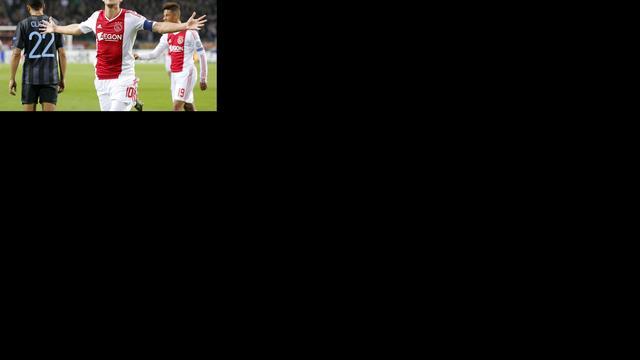 Ajax wil ook in Manchester verrassen