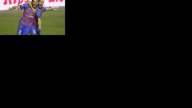 FC Twente hard onderuit bij Levante
