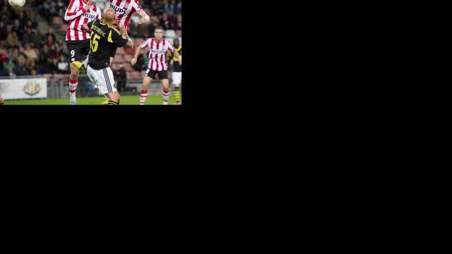 PSV speelt teleurstellend gelijk tegen AIK Solna