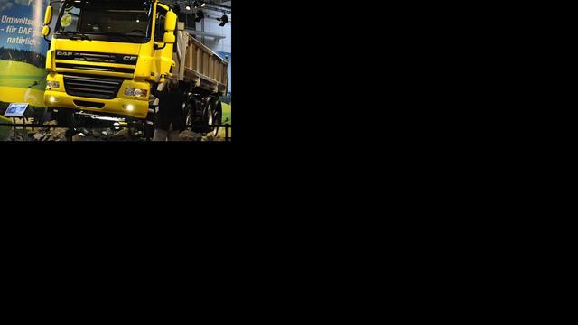 Minder winst moederbedrijf DAF Trucks