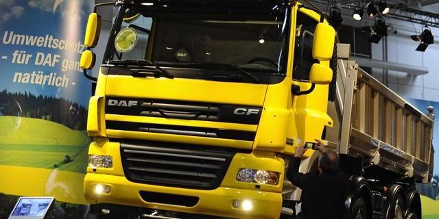 DAF verhoogt productie vrachtwagens