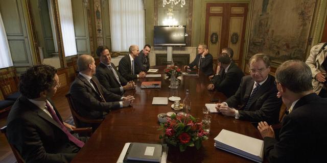 VVD en PvdA bereiken akkoord over financiën