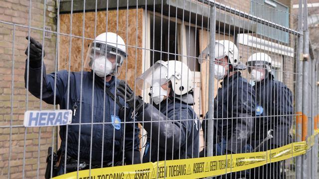 'Geen asbest in appartementen Slotervaart'