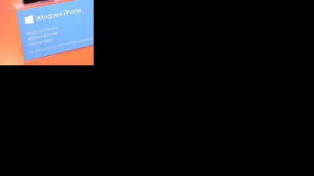 Sterk begin voor appwinkel Windows Store