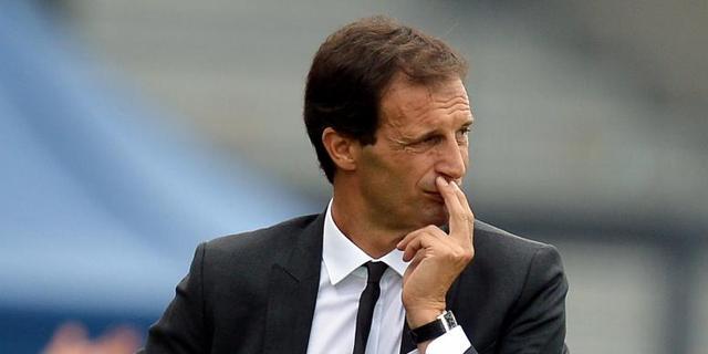 AC Milan-bestuur spreekt vertrouwen uit in Allegri