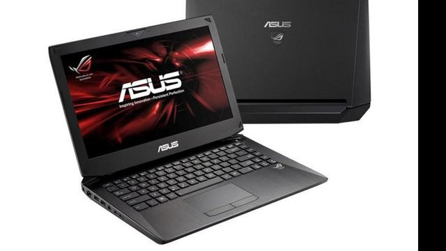 Asus presenteert 14-inch gamelaptop