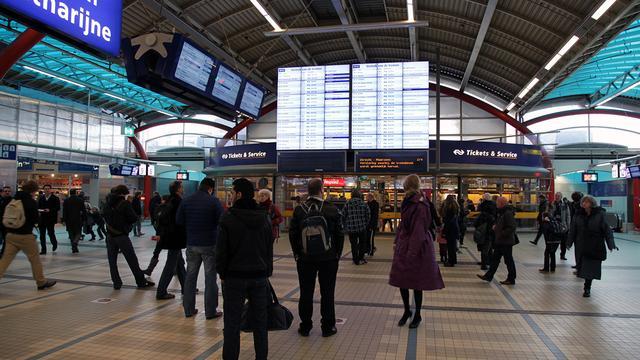 Deel nieuwe stationshal Utrecht CS open