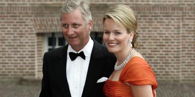 Portret: Huwelijk redde imago Belgische prins Filip