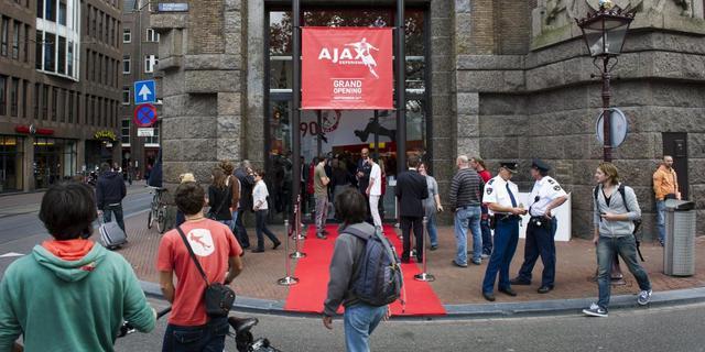 Ajaxmuseum blijkt dure 'experience'