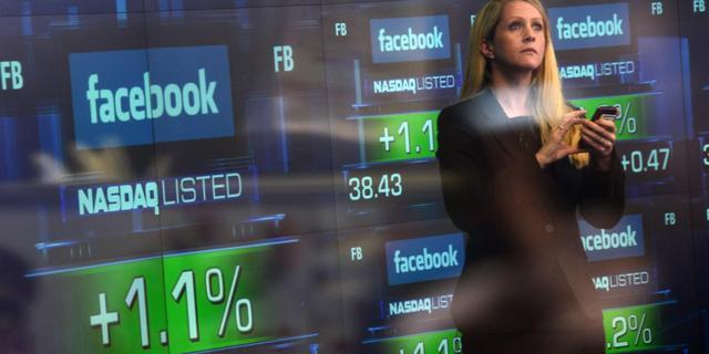 Facebook-lek kost Citigroup 2 miljoen