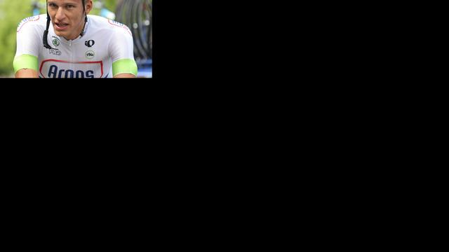 Argos-Shimano dicht bij World Tour