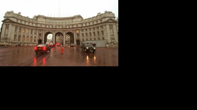 Londens Admiralty Arch wordt hotel