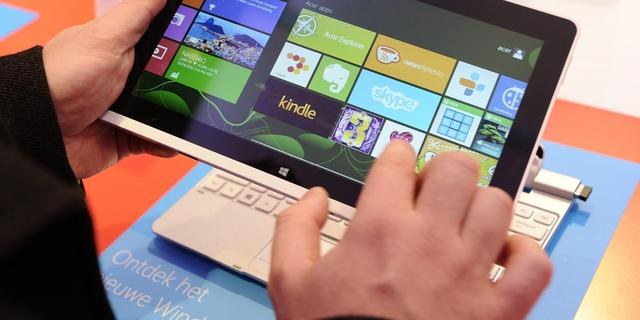 20.000 apps voor Windows 8