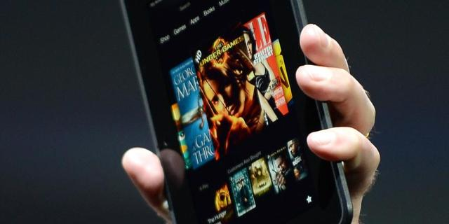 Recordaantal Kindle Fires verkocht na aankondiging iPad Mini